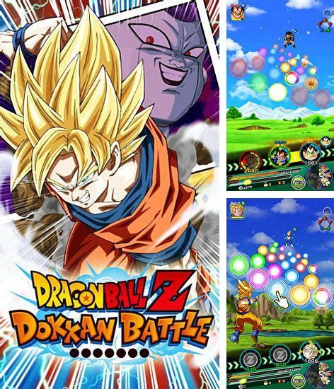 Anime Dragon Ball Tap 1 Descargar Dragon Ball Tap Battle Para Android Gratis El