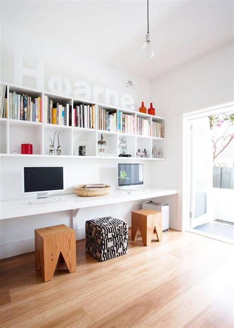 photo deco bureau aménager un bureau chez soi lili in