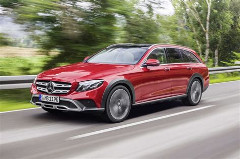 2017 Mercedes-benz E-class All-terrain Revealed