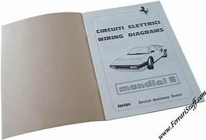 Ferrari Workshop Manuals