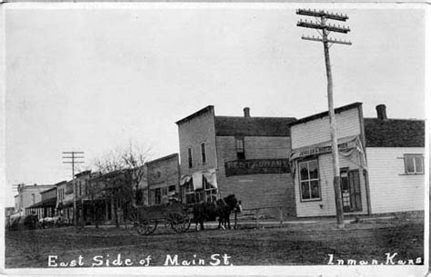 Penny Postcards from McPherson County, Kansas