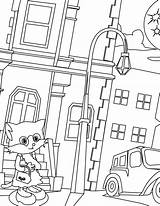 Coloring Flapper Getcolorings Pages sketch template