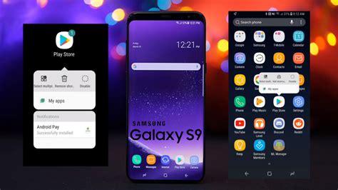 samsung si鑒e social samsung galaxy s9 avrà una ux esclusiva e personalizzata