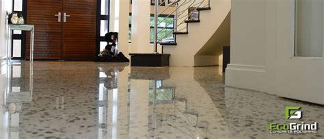 Melbourne Concrete Floor Polishing-let Eco Grind Take