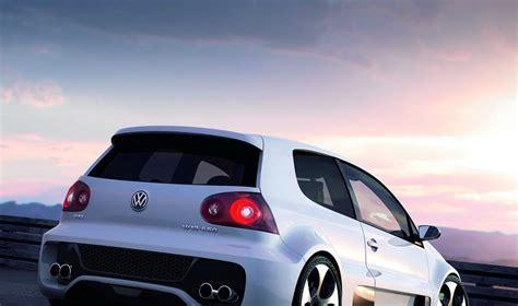 Vw Golf Gti W12 Concept