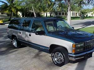 1995 Chevrolet Suburban - Information And Photos