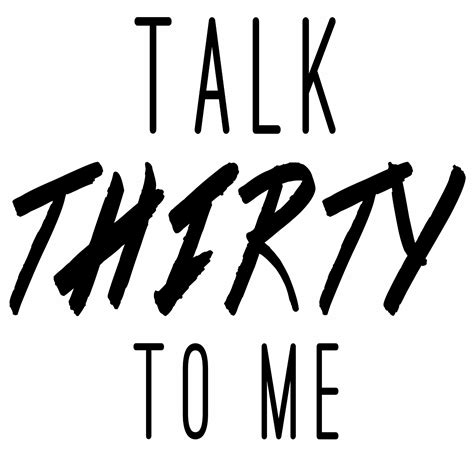 talk thirty to me 174 talkthirtypod
