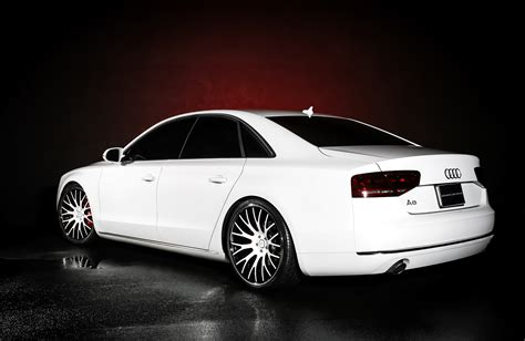 Customized Audi A8  Exclusive Motoring  Miami, Fl
