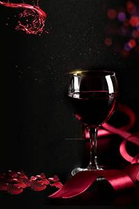 Christmas Promotion Poster Poster Wine Red Wine Business Promotion Background Poster