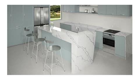 bianco napoli pompeii white shaker cabinets quartz countertops