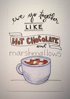 hot chocolate quotes  pinterest chocolate quotes