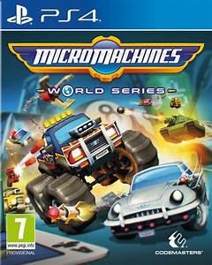 Jeux De Ps4 Voiture : test micro machines world series ps4 le petit jeu de petites voitures de retour ~ Medecine-chirurgie-esthetiques.com Avis de Voitures