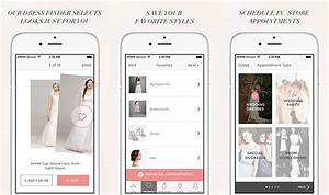 david39s bridal launches wedding dress finder app With wedding photo app free