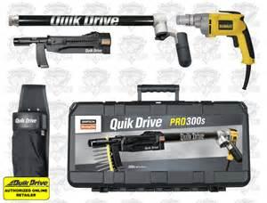 quik drive pro300sd25k 1 1 2 quot 3 quot dw276 2500 rpm autofeed