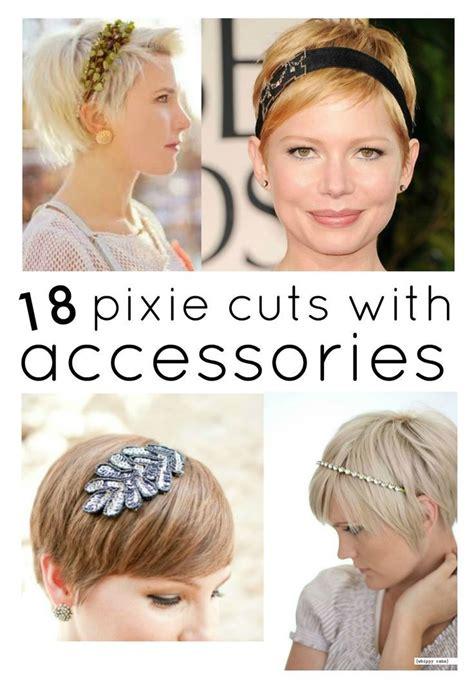 a pixie haircuts part 3 pixie cuts with accessories hair