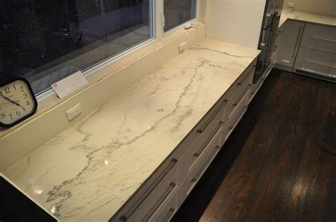 Calacatta Quartzite Countertops - calacatta macaubus quartzite countertops