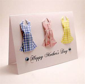 Techniques to Make Home Made Mother's Day Cards - Teleinfo