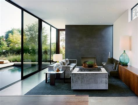 Minimalist Home Style : Minimalist Living Room Ideas For A Stunning Modern Home