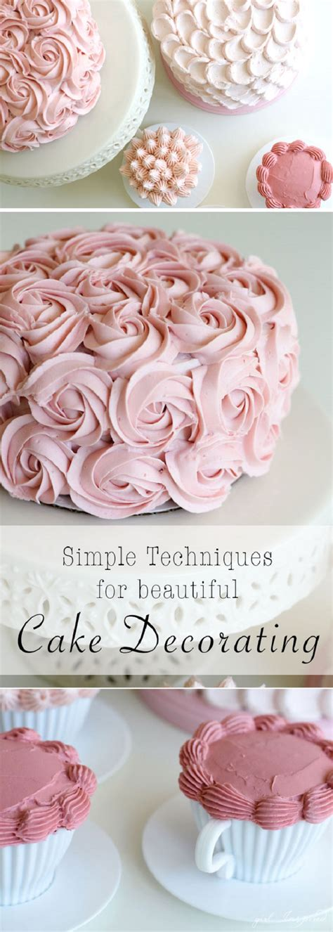 17 Amazing Cake Decorating Ideas, Tips And Tricks That'll