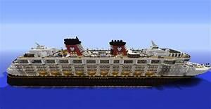 Cruise Ship Minecraft Map