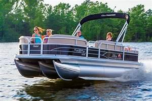 SUN TRACKER Boats : Recreational Pontoons : 2016 PARTY ...