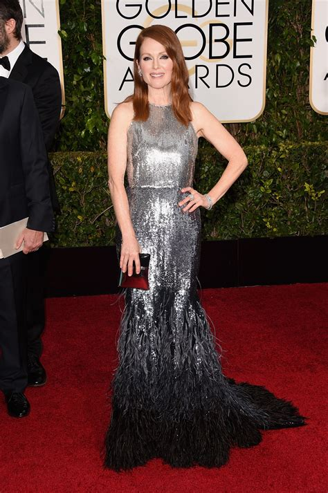 Golden Globes Well Played: Julianne Moore in Givenchy - Go ...