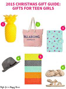 2015 christmas gift guide gifts for teen girls style for a happy home