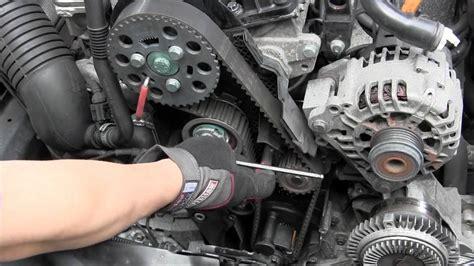 vw audi tdi pumpe duse pd tdi engine timing belt tensioner