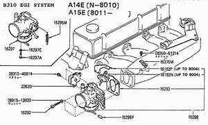 280z Fuel System Diagram  Datsun Electronic Fuel Injection
