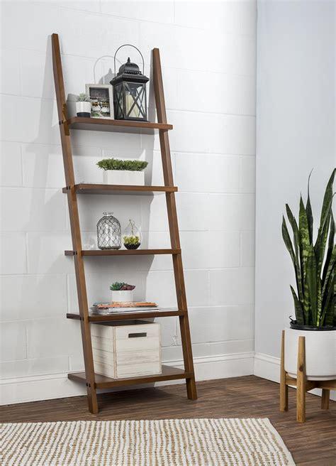 Slanted Bookcases by Shelf Ladder Bookcase Slanted Design