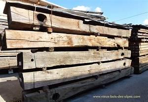 Poutre En Chene : negociant vente chevron poutre vieux ch ne ~ Premium-room.com Idées de Décoration