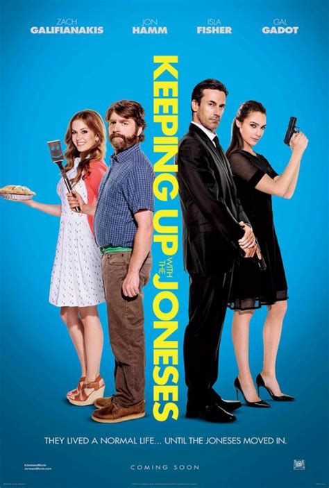 keeping up with the joneses dvd release date redbox