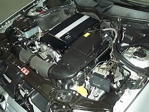 Check Engine Light On Mercedes C230 Kompressor
