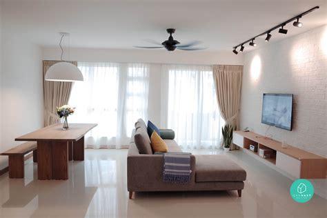 popular home interior design themes  singapore scenesg