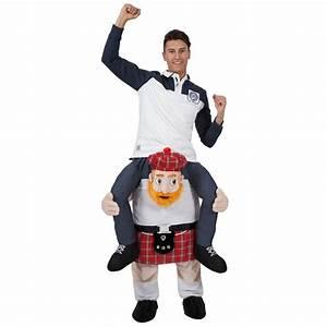 Kostüm Auf Rechnung : crazy schotte huckepack kost m ~ Themetempest.com Abrechnung