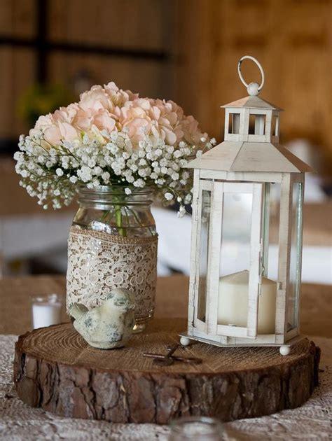 cheap rustic mason jar wedding ideas deer