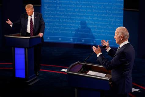 biden trump debate presidential mask state star election pennsylvania