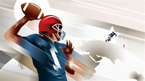 american football    worldwide sport