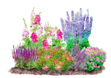 Pflanzenset »romantischer Garten«, 6 Pflanzen Per Rechnung