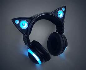headphones with cat ears axent wear s cat ears nears 1 7m on indiegogo shares