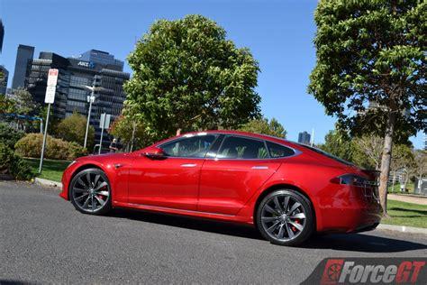 2018 Tesla Model S P100d Review Forcegtcom