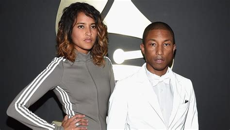 Pharrell Williams Y Su Mujer Helen Lasichanh Se Ha