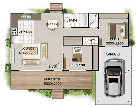 bedroom  bath cottage plans   plan includes