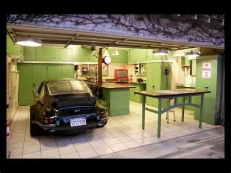 putting   floor lift   small  car garage youtube