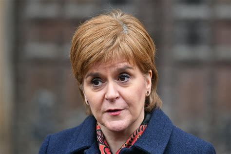 Pressure on Nicola Sturgeon is intense, but there's still ...
