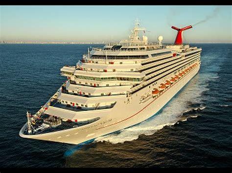 carnival valor cruise ship best travel destination youtube