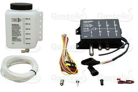 gasteile de electronic valve saver 6 zyl kit sequent plus pumpe autogas lpg anlagen