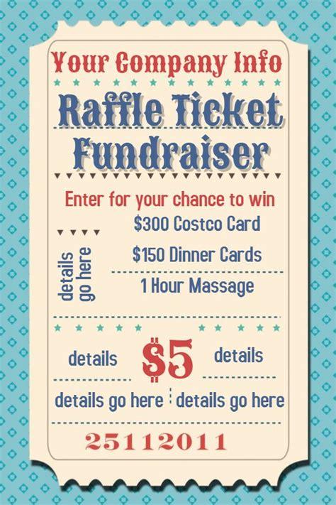 raffle flyer poster template fundraiser flyer raffle