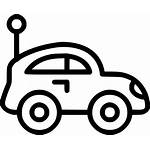 Toy Svg Icon Clipart Child Vehicle Clip