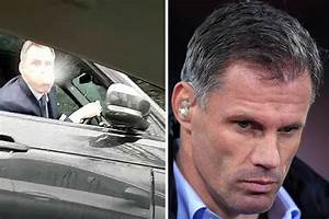 Jamie Carragher spitting: What happened? Who did he spit ...